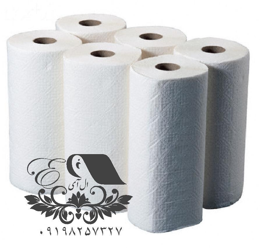 دستمال کاغذی حوله ای
