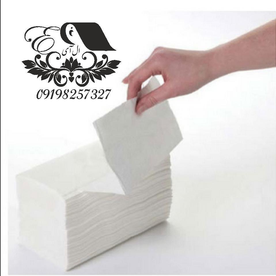 فروش دستمال کاغذی ارزان