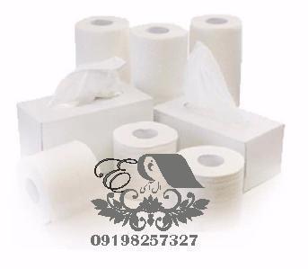 رول دستمال کاغذی
